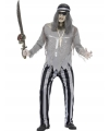 Halloween piraten kostuum voor heren