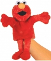 Sesamstraat handpop Elmo