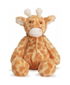 Kado knuffels giraffe 19 cm