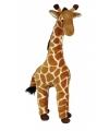 Pluche Giraffe knuffeldier 60 cm