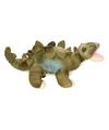 Dino knuffel Stegosaurus 30 cm