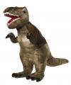 Kinder knuffels T-Rex dinosaurus