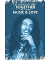 Poster Bob Marley Maxi 61 x 91 cm