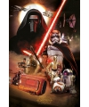 Poster Star Wars the Force Awakens 61 x 91,5 cm