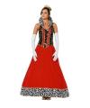 Carnavalskostuum Prinsessen jurk voor vrouwen