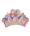 Pinata in de vorm van prinsessen kroon