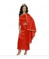 Carnavalskostuum Romeinse keizerin kostuum