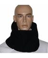 Ronde sjaal North-Wick zwart