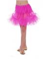 Carnavalskostuum Roze petticoat voor kinderen