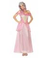 Verkleed jurken voor dames roze