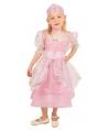 Carnavalskostuum Roze prinsessenjurk kinderen