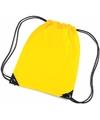 Gekleurde gymtasjes geel