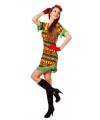 Carnavalskostuum Sexy Mexicaans jurkje
