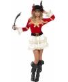 Sexy piraat kostuum voor dames