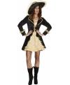 Carnavalskostuum Sexy piraten dames kostuum