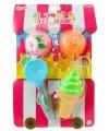 Speelgoed ijsjes set