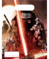 Kinderfeestje Feestzakjes Star Wars 6x