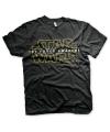 Star Wars heren t-shirt zwart