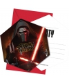 Kinderfeestje Star Wars uitnodigingen