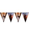 Vlaggetjeslijn met plaatjes van Star Wars 2 meter