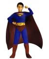 Carnavalskleding kids Superman
