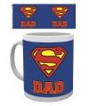 Superman Dad beker 285 ml