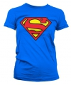 Superman logo dames shirts