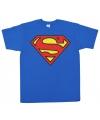 Superman logo heren shirts