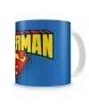 Koffie beker Superman Schild