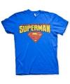 Katoenen Superman heren shirts