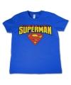 Katoenen Superman kids shirts