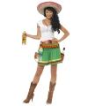 Tequila kostuums voor dames