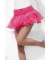 Carnavalskostuum Tule petticoat roze