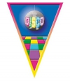 Thema Vlaggenlijn Disco 5 meter