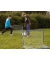 Voetbal goal van metaal 78 x 156 cm
