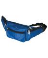 Voordelig heuptasje blauw